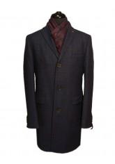 Пальто/  2053У-1 S CHEK DK...