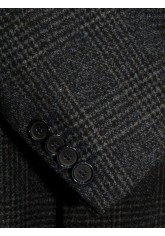 Пальто/  2055У-1 S SARA NAVI BLACK